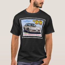 1982 Collector Edition Hatchback Corvette T-Shirt