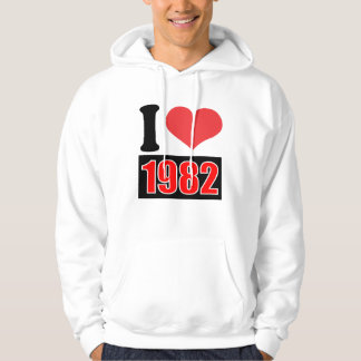 1982 - Hoodies