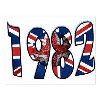 1982 POSTCARD