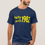 1982 shirt