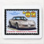 1982 Special Edition Corvette Mouse Pad
