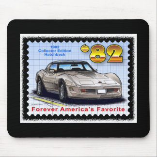 1982 Special Edition Corvette Mouse Pad