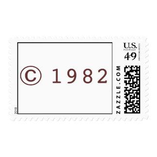 1982 Stamp