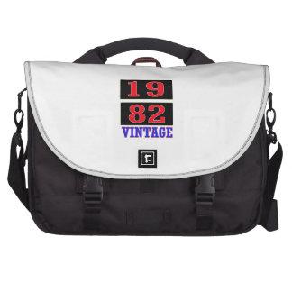 1982 Vintage Computer Bag