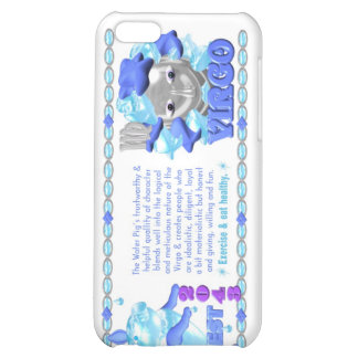 1983 2043 Water Pig born in Virgo by Valxart iPhone 5C Cover