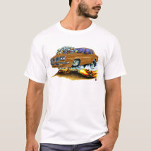 1983-88 Cutlass Brown Car T-Shirt
