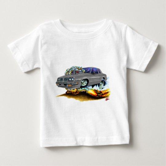 1983-88 Cutlass Grey Car Baby T-Shirt