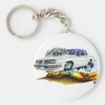 1983-88 Cutlass White Car Keychains