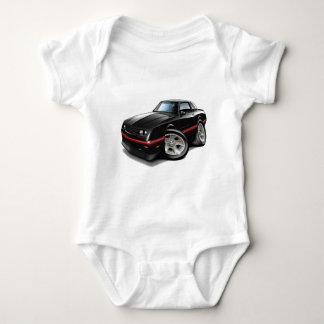 1983-88 Monte Carlo Black Car Baby Bodysuit