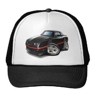 1983-88 Monte Carlo Black Car Trucker Hat