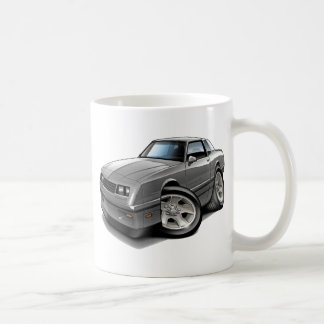 1983-88 Monte Carlo Grey Car Coffee Mug