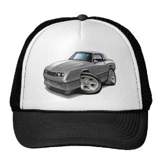 1983-88 Monte Carlo Grey Car Trucker Hat