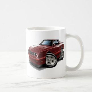 1983-88 Monte Carlo Maroon Car Coffee Mug