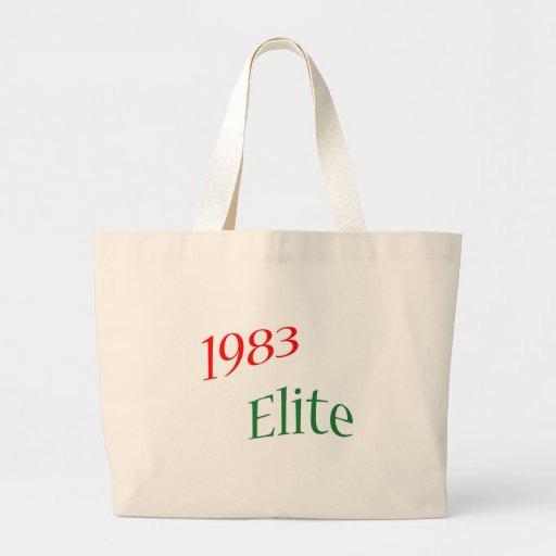 1983 Elite Tote Bag