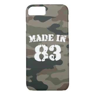 1983 Made In 83 iPhone 8/7 Case