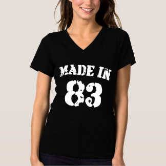 1983 Made In 83 T-Shirt