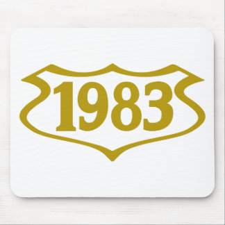 1983-shield.png mouse pad