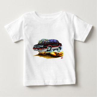 1984-88 Hurst Olds Black-Grey Car Baby T-Shirt