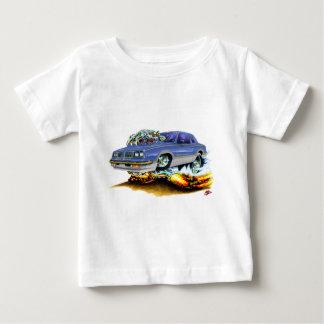 1984-88 Hurst Olds Blue-Grey Car Baby T-Shirt