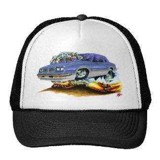 1984-88 Hurst Olds Blue-Grey Car Trucker Hat