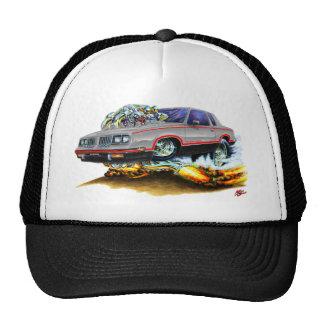 1984-88 Hurst Olds Grey-Black Car Trucker Hat
