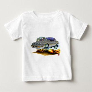 1984-88 Hurst Olds Grey Car Baby T-Shirt