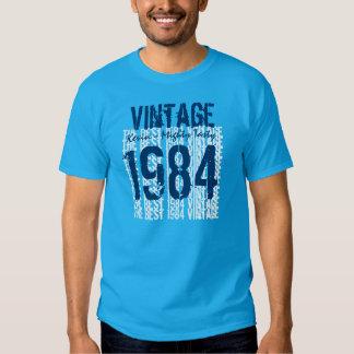 1984 Best Vintage Year 30th Birthday Mighty Tasty Tshirts