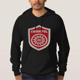 1984 camisetas de la policía del pensamiento de pulóver