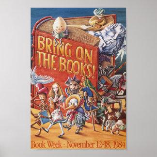 1984 Children's Book Week Poster