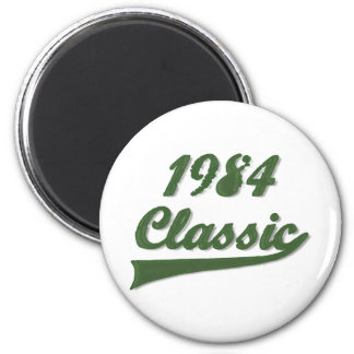 1984 Classic Fridge Magnets