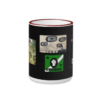 1984 EURASIA Neo-Bolshevism Ringer Mug