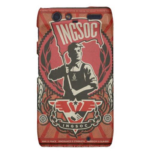 1984 Ingsoc Case-Mate Case Motorola Droid RAZR Cases