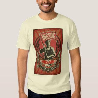 1984 INGSOC Goodthink Propaganda Shirts