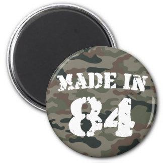 1984 Made In 84 Refrigerator Magnet