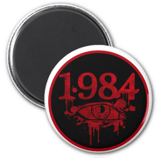 1984 FRIDGE MAGNET