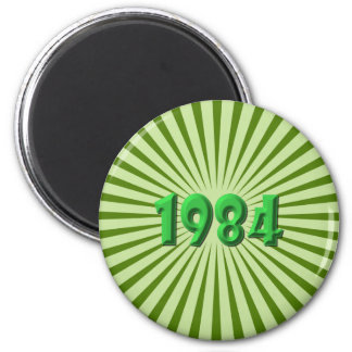 1984 MAGNETS