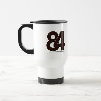 1984 Nineteen Eighty Four Travel Mug