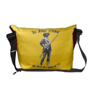 ¿1984 o 1776? bolsas messenger