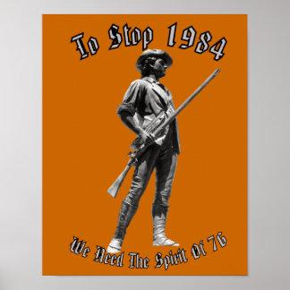 ¿1984 o 1776? poster