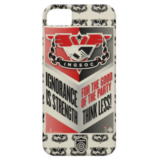 1984 Orwell INGSOC Propaganda iPhone SE/5/5s Case