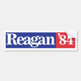 1984 Reagan Re-election Bumper Sticker