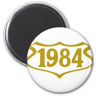 1984-shield.png 2 inch round magnet