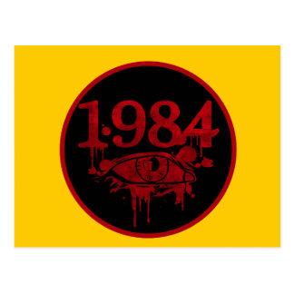 1984 TARJETA POSTAL