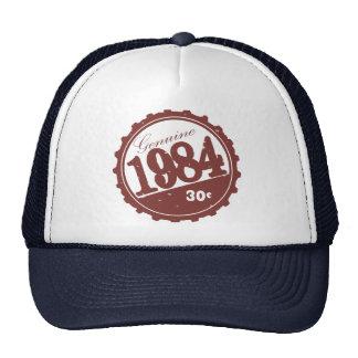 1984 Vintage Bottle Cap Hat