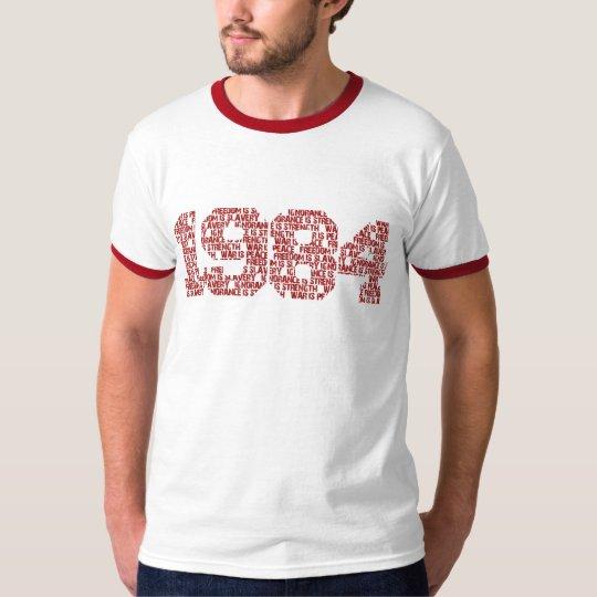 1984 War is Peace T-Shirt