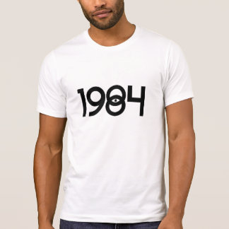 1984 Watching you. Tees