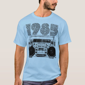 1985 Boombox T-Shirt