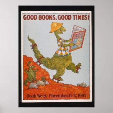 Childrens_Book_Week 1985 Children's Book Week Poster
