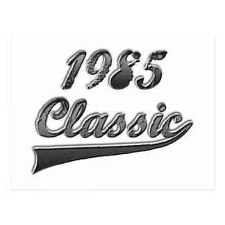 1985 Classic Post Card