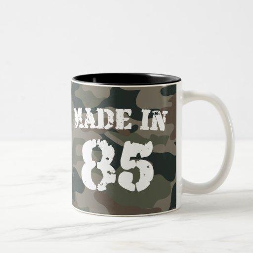 1985 hizo en 85 taza de dos tonos